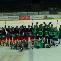 Eishockeyspiel gegen Conrad Keiser AG
